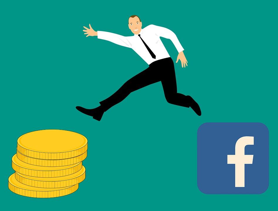 facebook profiel geld